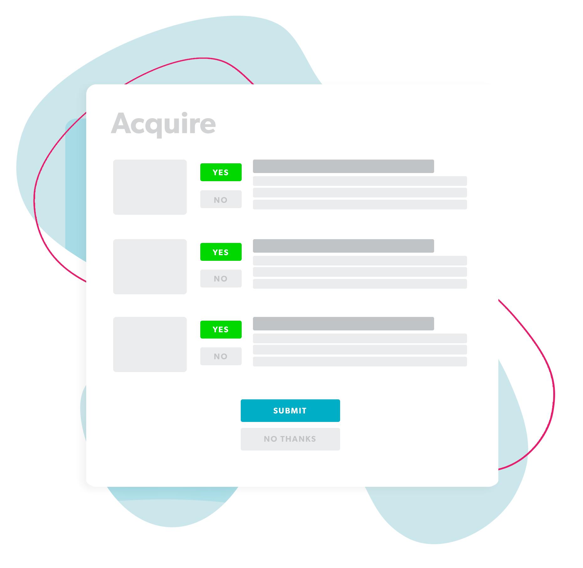 Acquire-Adquire